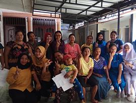 Mahasiswa STIKes Mitra Husada Medan Prodi Pendidikan Profesi Bidan Program Profesi Melakukan Kegiatan Kepaniteraan