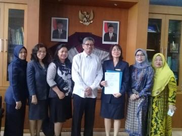 Penyerahan SK Ijin Prodi D3 Keperawatan STIKes Mitra Husada Medan