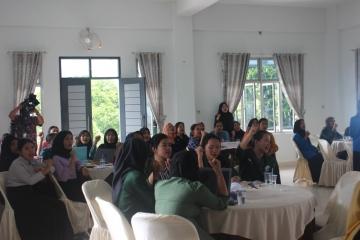 Forum Ilmiah dan Diskusi Mahasiswa Inovasi Generasi Muda Berkarakter di Era Revolusi 4.0 22 November 2019