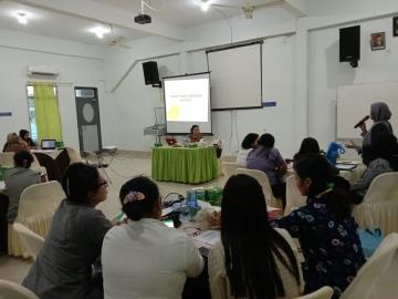 Kegiatan Pelatihan Preseptor dan Mentor bagi Pembimbing Klinik di Era Industri 4.0