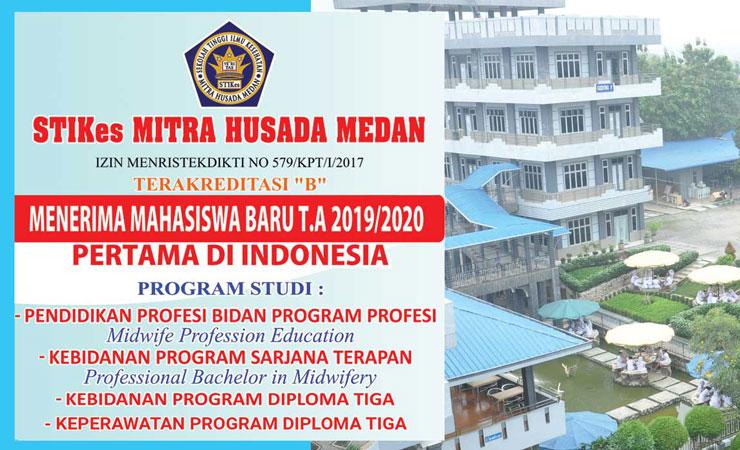 Penerimaan Mahasiswa Baru T.A 2019/2020