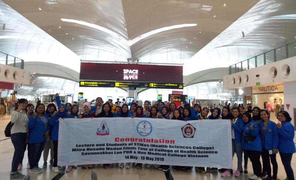Clinic Tour ke Laos dan Vietnam