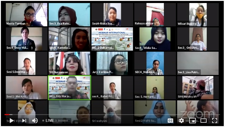 [LIVE] Webinar International The 1(st) Mitra Husada Health International Conference MIHHICo 2020 days 2