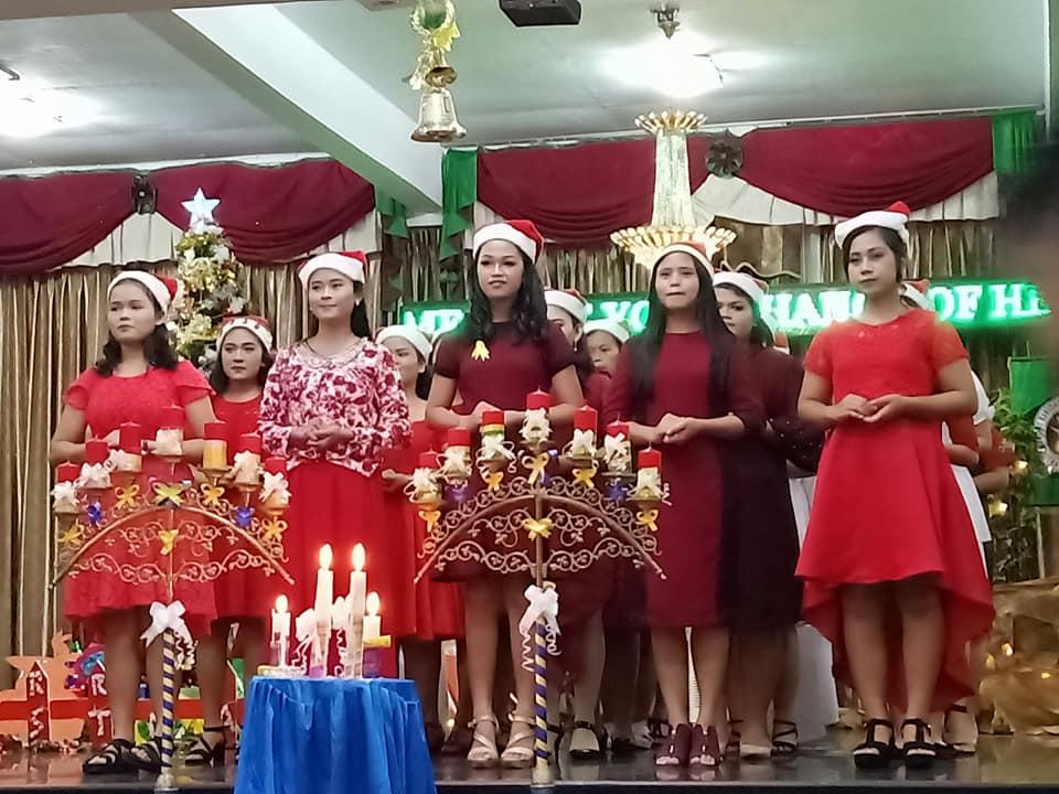 Perayaan Natal 2018