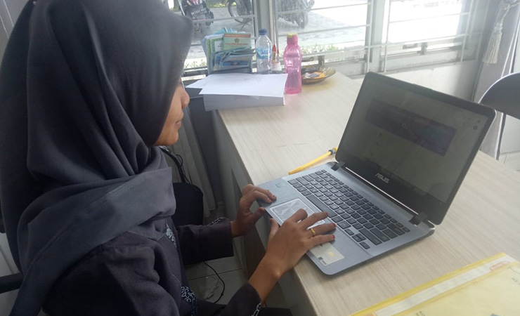 STIKes Mitra Husada Medan melaksanakan Pembelajaran Daring