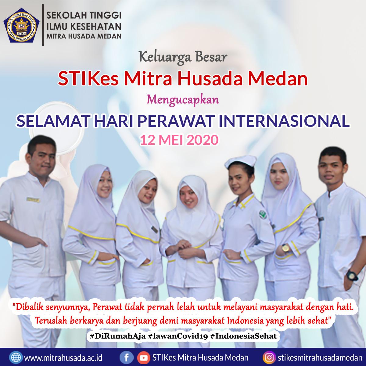 Selamat Hari Perawat Internasional