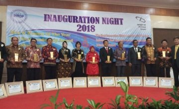 STIKes Mitra Husada Medan Received Awards from IHRDP