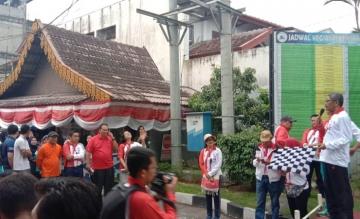 Kegiatan Memperingati HUT RI Ke-74 di LLDIKTI Wilayah I Sumatera Utara