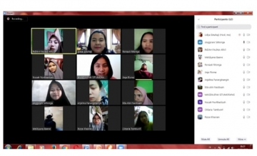 STIKes Mitra Husada Medan Lecture with Zoom Meeting and Google Classroom