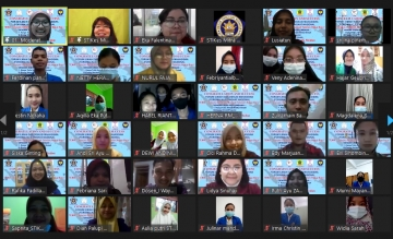 STIKes Mitra Husada Medan melaksanakan Forum Ilmiah dan Diskusi Mahasiswa (FORISMA) Ke- II Tahun 2020 secara Daring