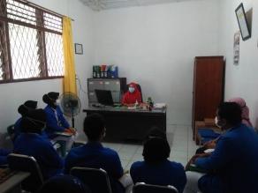 Pelaksanaan Praktek Klinik Keperawatan Jiwa di RS Jiwa Prof. Dr. Muhammad Ildrem