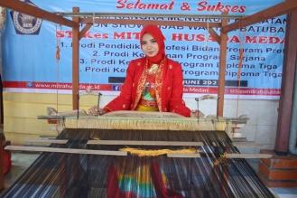 Fashion Show Hijab Wastra Batubara
