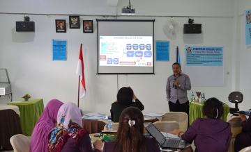 Workshop Penguatan Implementasi Penjaminan Mutu Internal Era Revolusi Industri 4.0 di STIKes Mitra Husada Medan